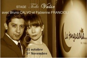 Bruno Calvo & Fabienne Francioli